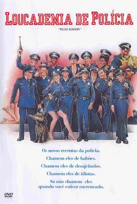 Loucademia de Polícia - DVDRip Dual Áudio