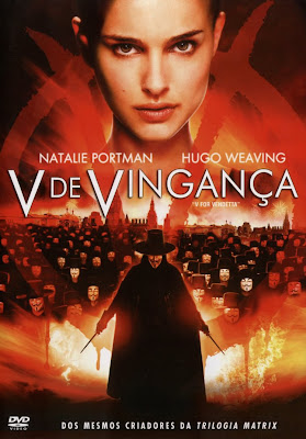 V de Vingança - DVDRip Dublado