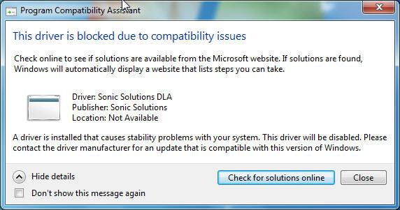 windows 7 updates blocked