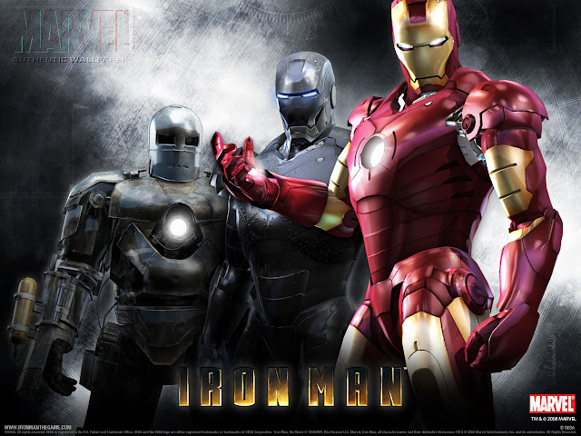 It 39 s my movie blog - Iron man 1 images ...
