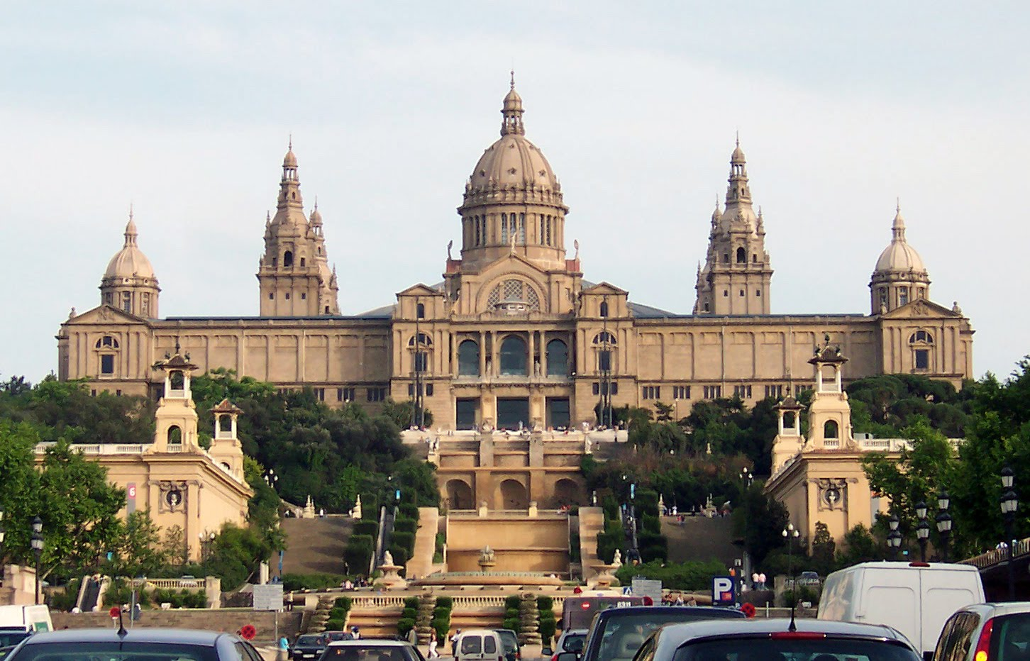 Attractions in madrid for Hotels barcelone
