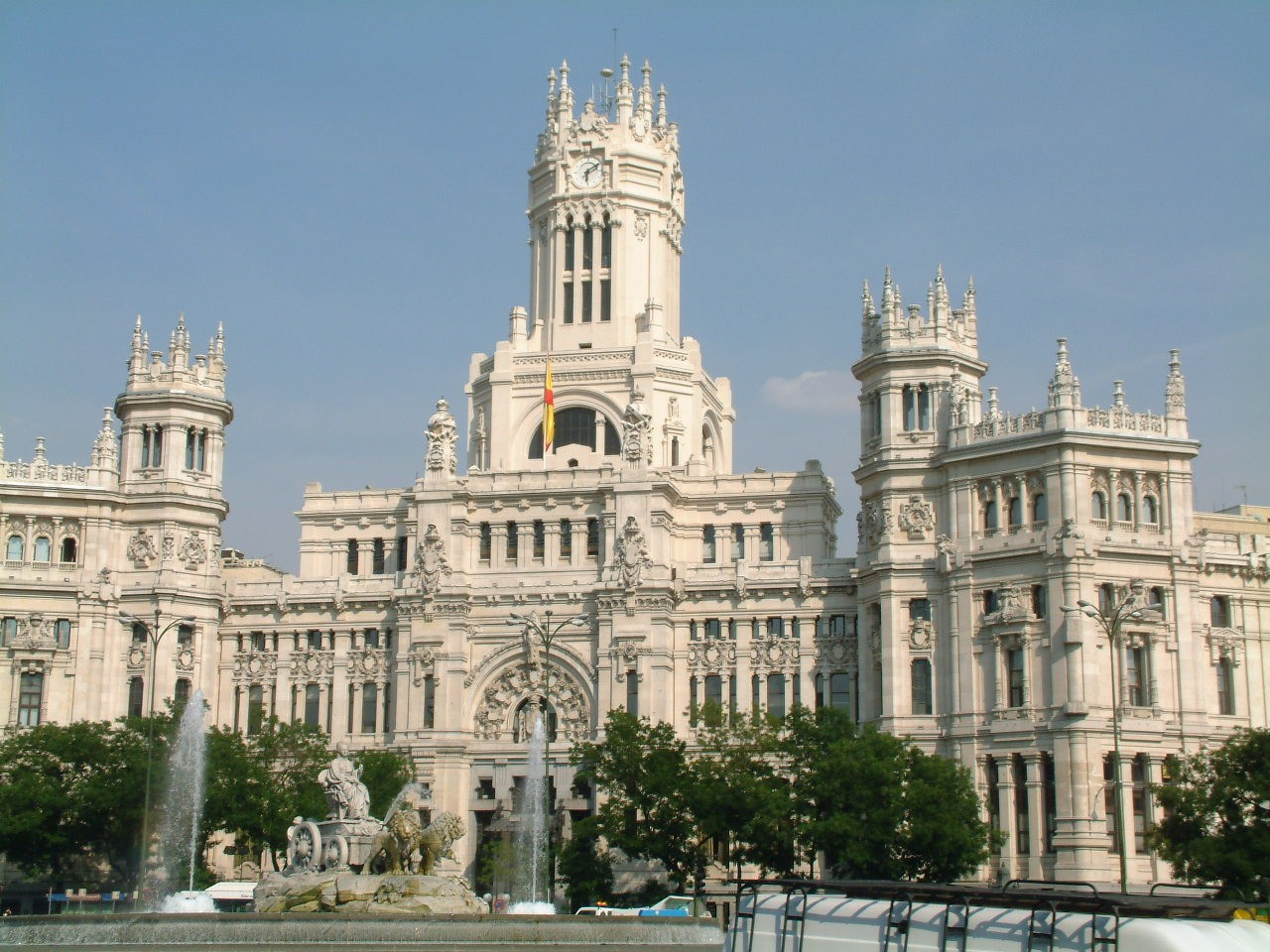 Attractions in madrid for Hotels madrid