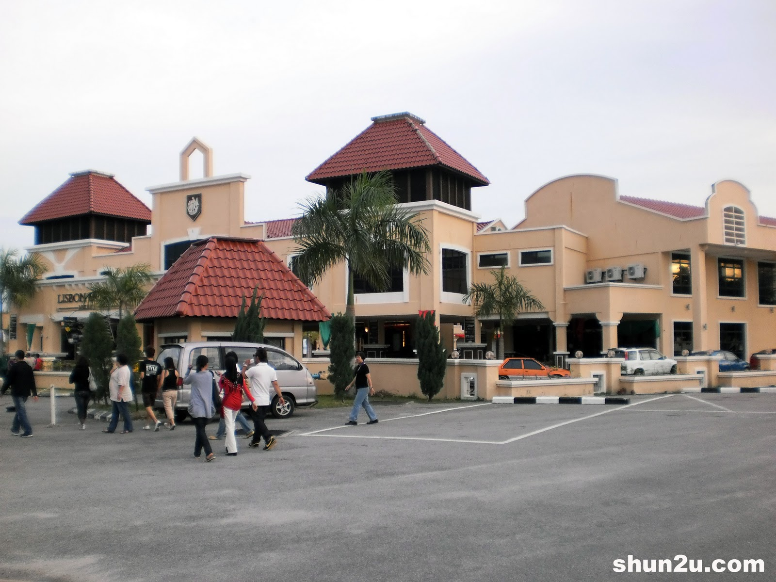 Shun2u.com: Portuguese Village Melaka aka Portuguese