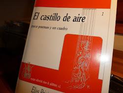 Portada de libro y poemas