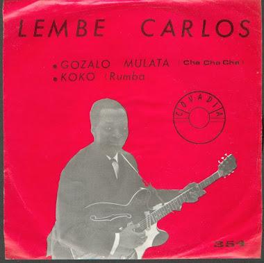 45t Carlos Lembé