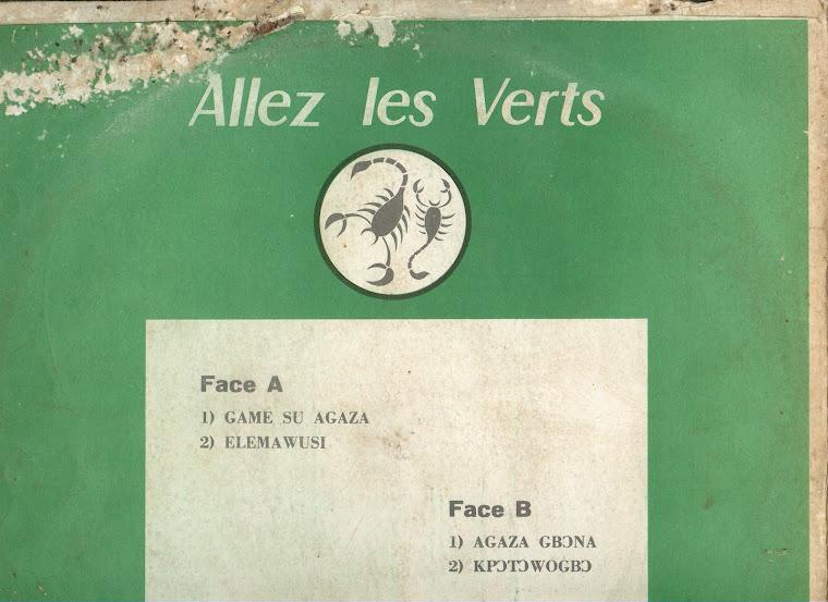 Dos de pochette de l'Agaza team