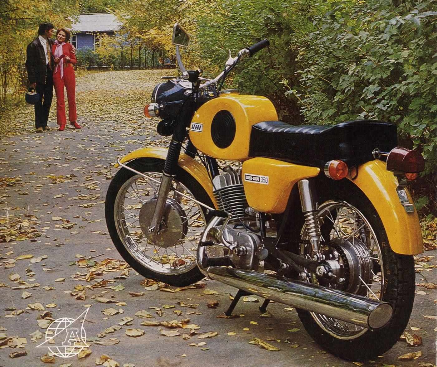 Тюнинг Иж Юпитер 5 - Real Biker