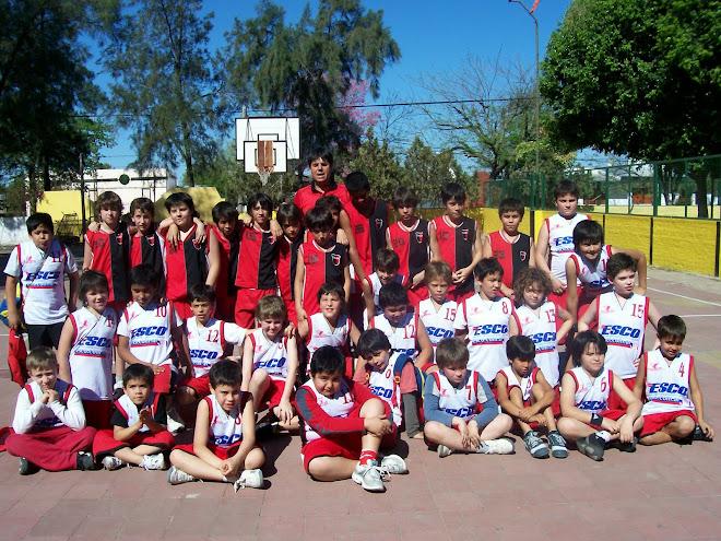 Encuentro provincial Club Argentino machagai 2009