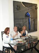 """Presentazione del libro """"La conchiglia dell'essere"""", Galleria Centro Steccata, Parma, 9 giugno 2010"""