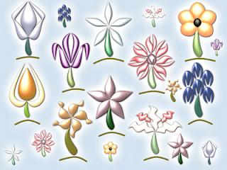 Elven flowers