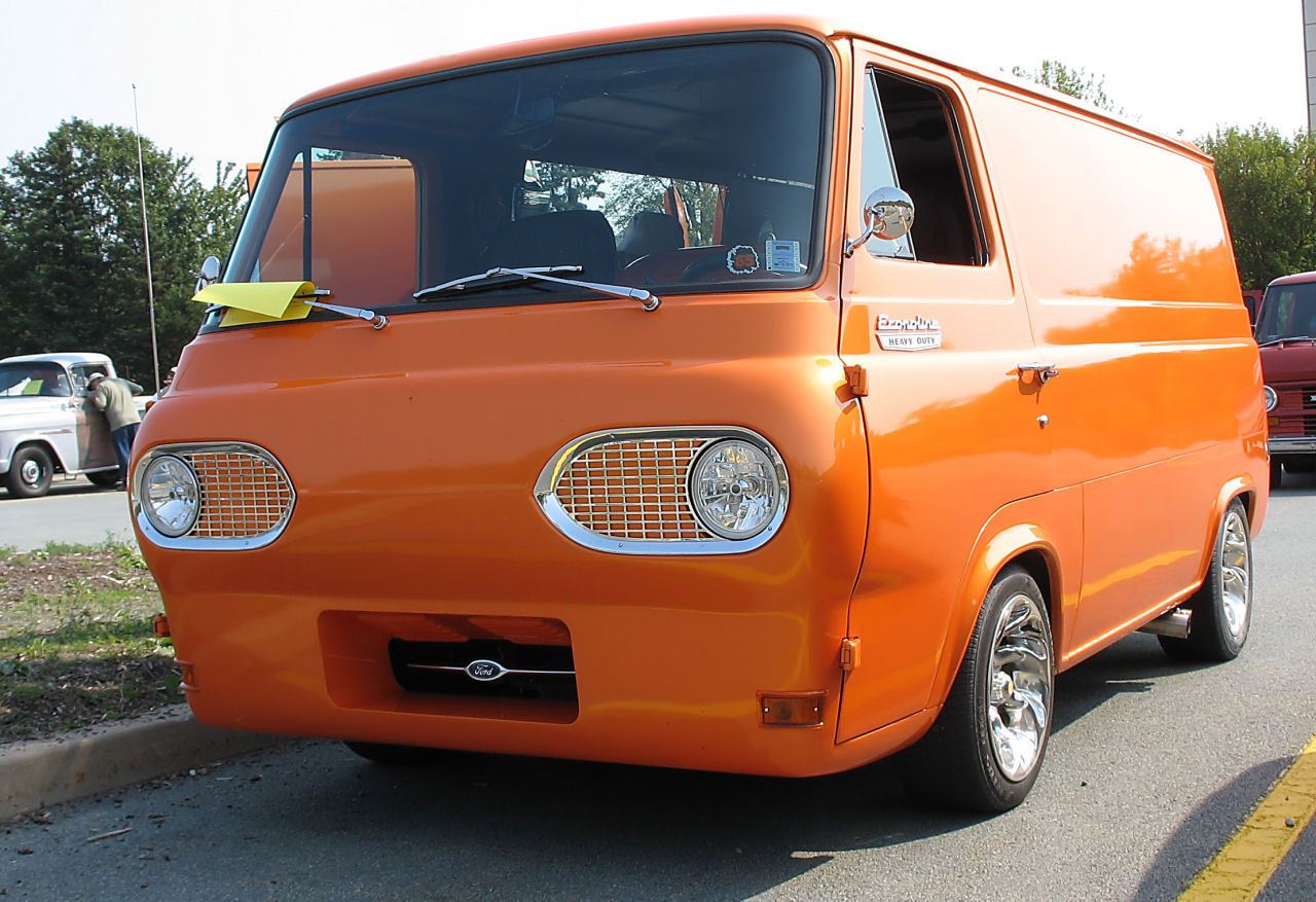 Econoline it looks like it has a face cars i love pinterest vans ford and cars