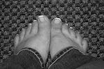Bride's Toes