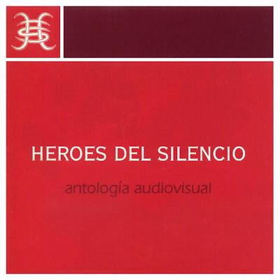 Heroes Del Silencio Antologia Audiovisual Heroes del Silencio (16 CD`s) (CL)