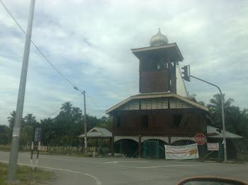 masjid atau surau?
