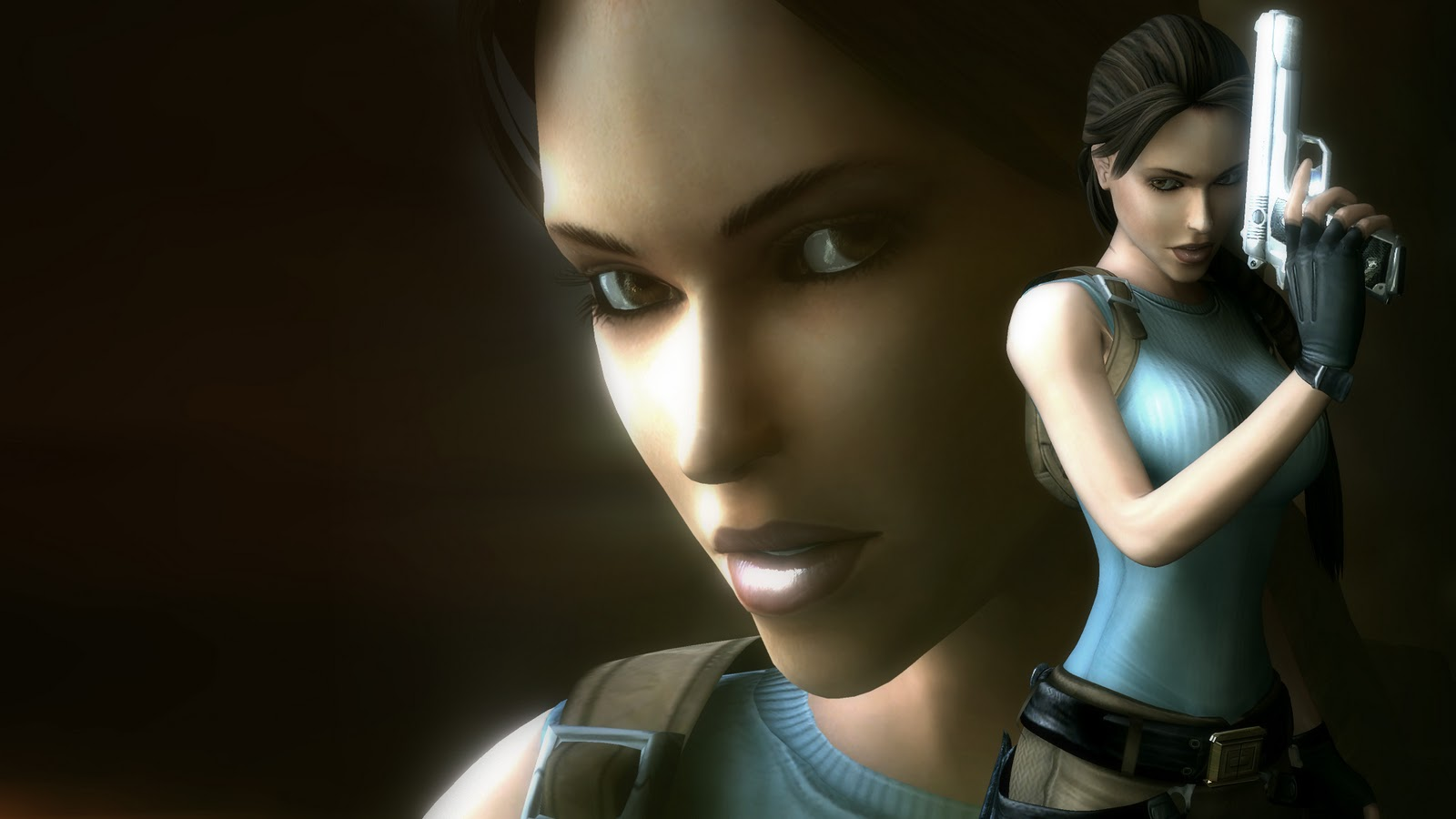 Tomb Raider HD & Widescreen Wallpaper 0.091659331427822