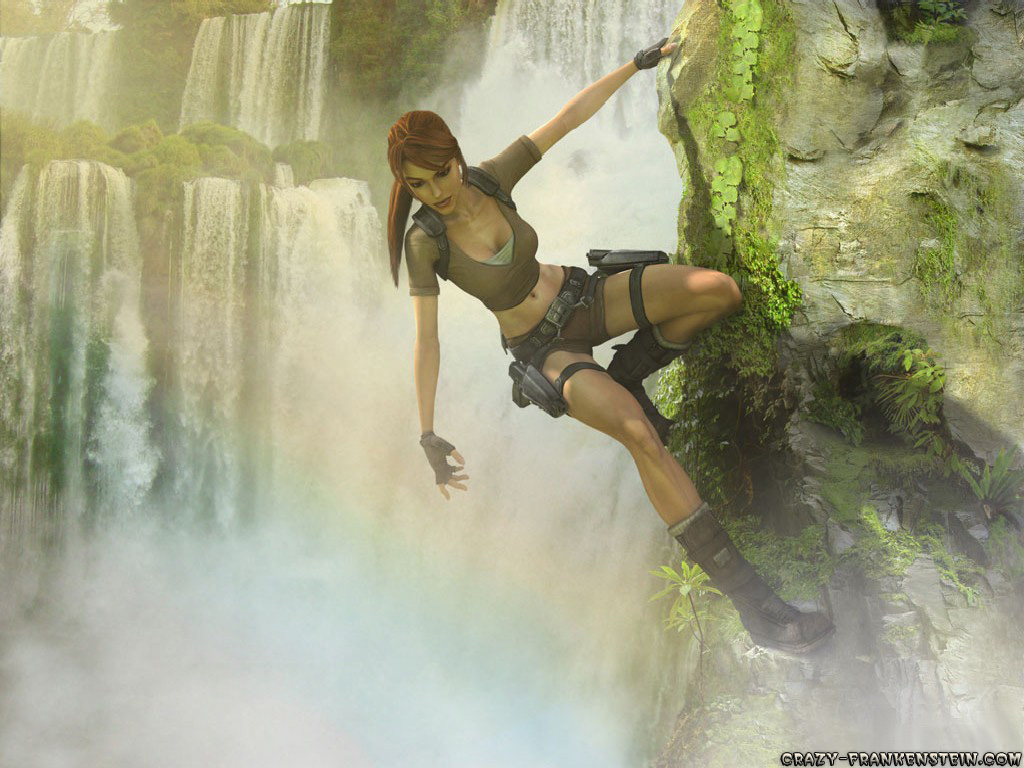 Tomb Raider HD & Widescreen Wallpaper 0.243198360626406