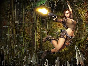 #28 Tomb Raider Wallpaper