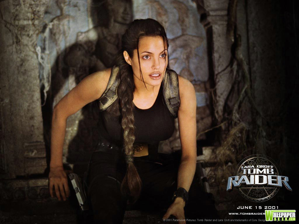 Tomb Raider HD & Widescreen Wallpaper 0.791077450264773