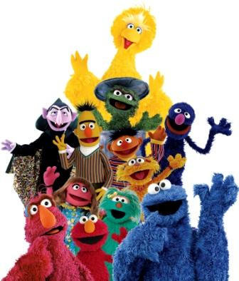 Retro^Neko and the Time Machine: Sesame Street bukan Jalan Sesama