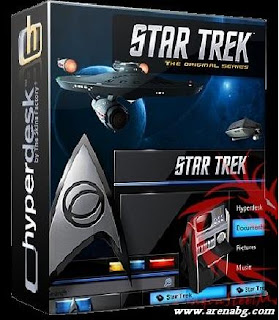 Baixar Torrent Hyperdesk Star Trek WIN7 32-64 bit