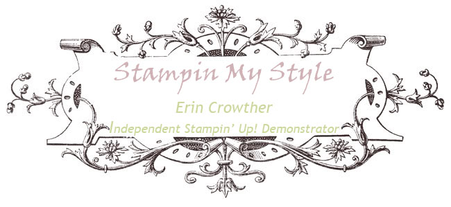 Stampin My Style