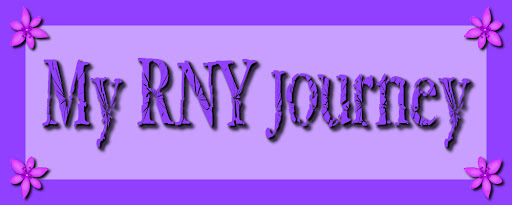 My RNY journey