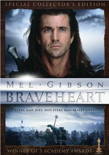 william wallace braveheart. william wallace mel gibson.
