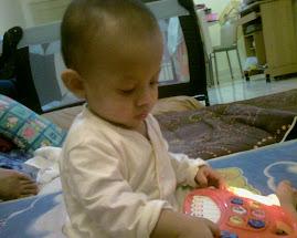 Amirul @ 9 months