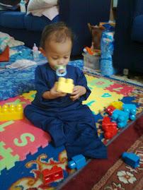 Amirul @ 11 months