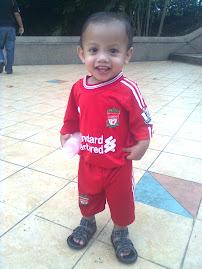 Amirul @ 16 months