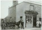 Dairy shop of John Francis Garraway at Larkhall, Bath.