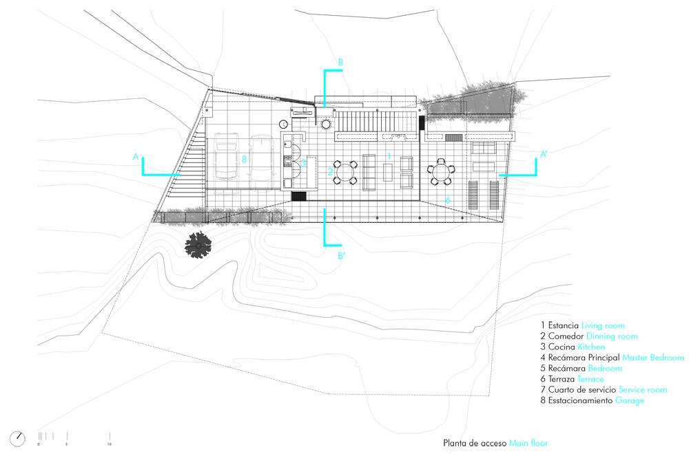Casa-Negra, BGP-Arquitectura, CASAS, DISEÑO, INTERIORES