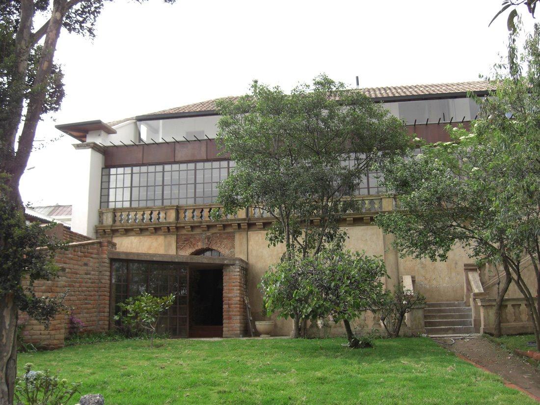 Casa san juan jose mar a saez tecno haus for Casa jardin 8 de octubre