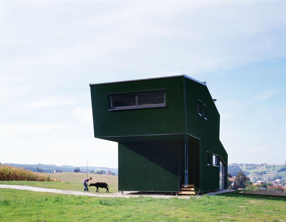Amalia-House, GRID-Architecture, casas, arquitectura