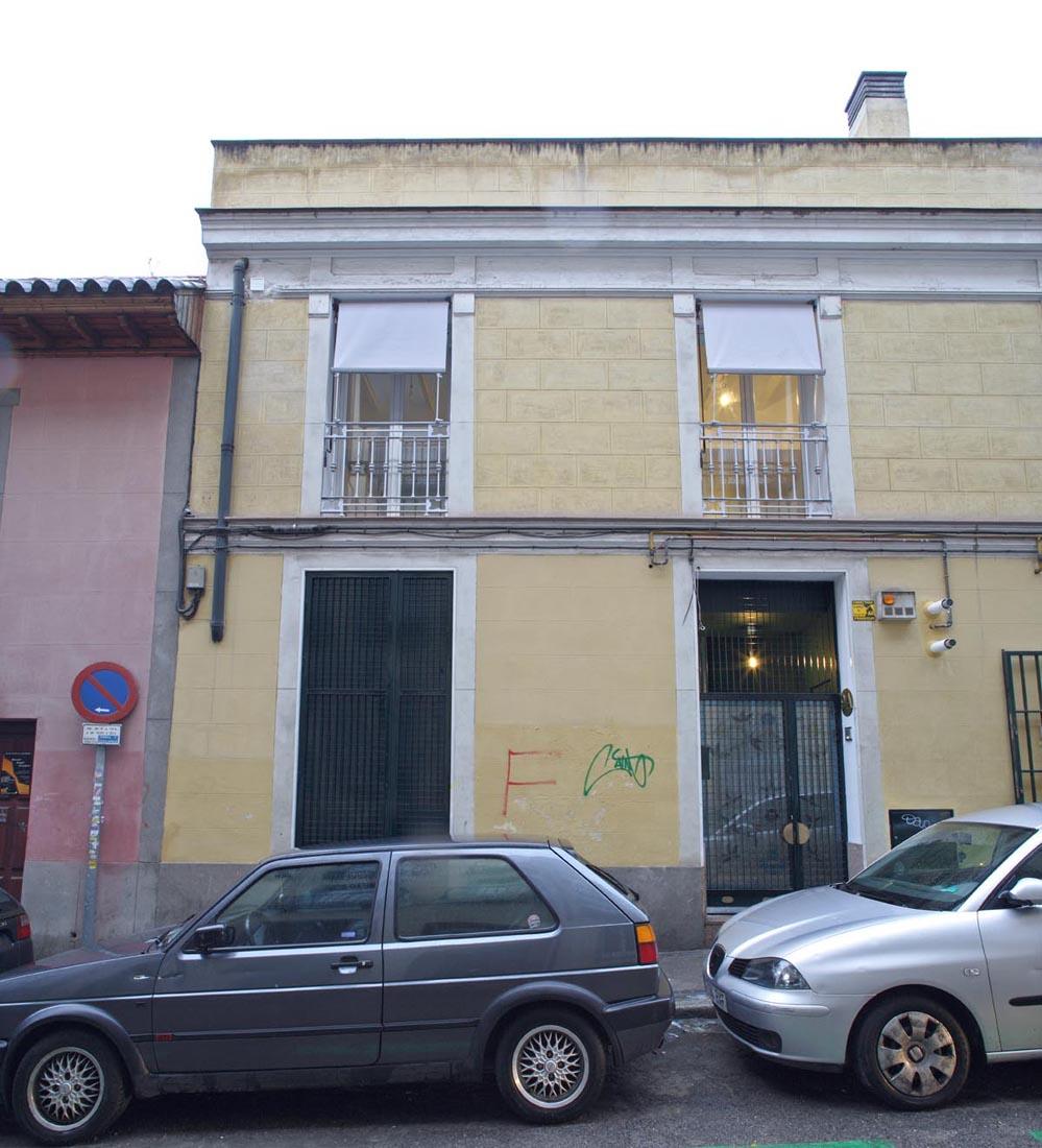 Casa-Rota, Manuel-Ocaña, ARQUITECTURA, CASAS, DISEÑO, INTERIORES