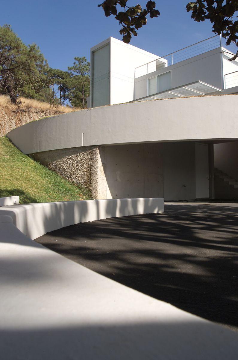 Casa boudey s nchez jc name arquitectos tecno haus for Casa de diseno guadalajara