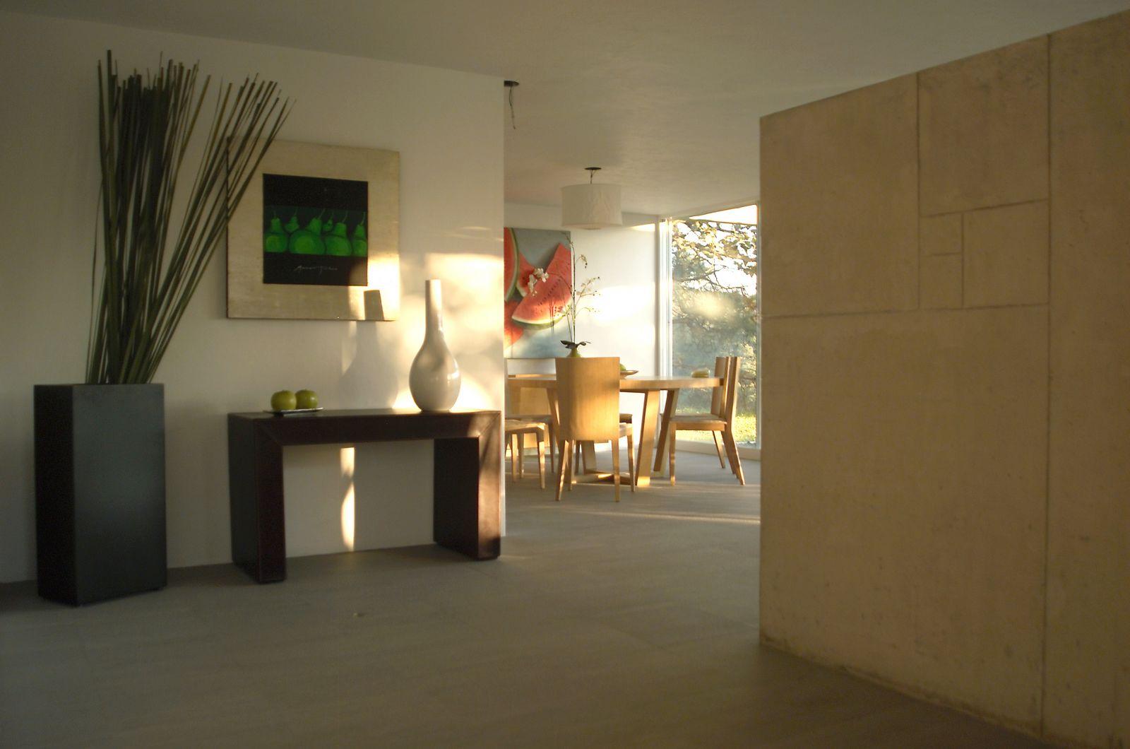 Enero 2010 tecnohaus blog de casas for Espacios interiores de casas