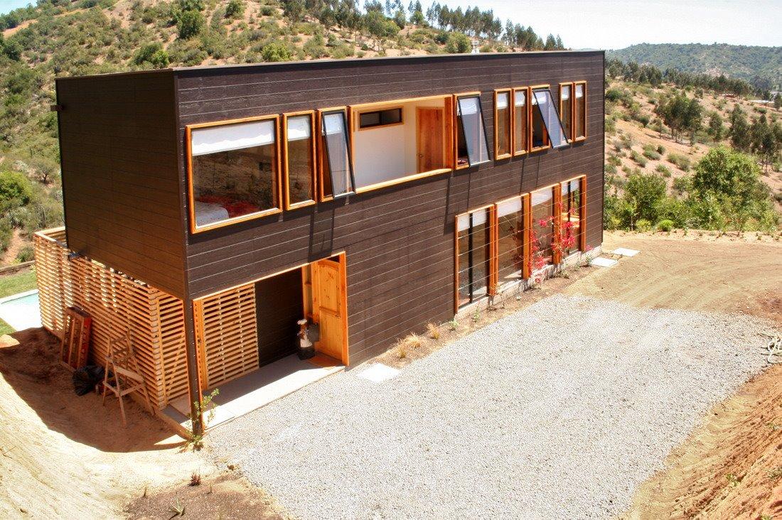 Casa en El Pangal - Juan Sebastián Espejo