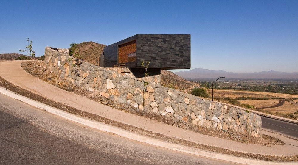 Casa Binimelis-Barahona, Polidura+Talhouk, arquitectura, casas
