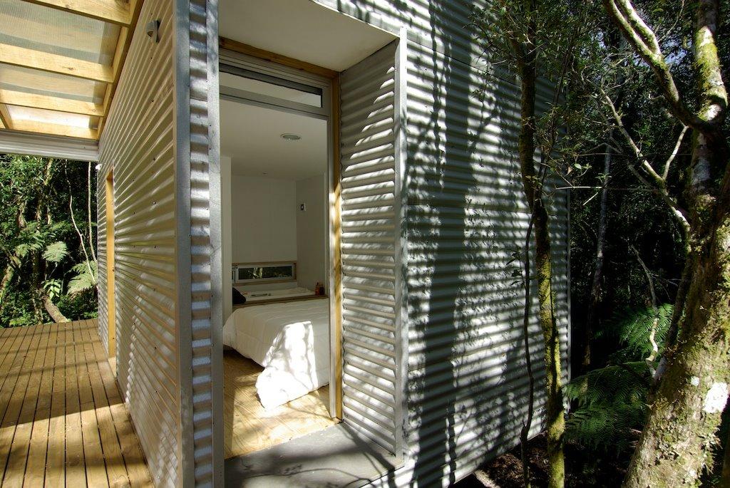 Junio 2010 tecnohaus blog de casas for Revestimiento exterior zinc