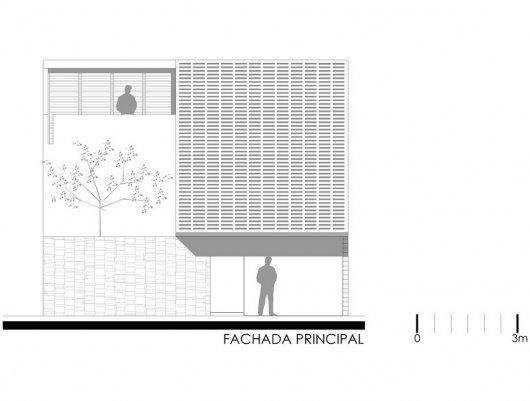 Casa del Callejón - DMP Arquitectos, ARQUITECTURA, CASAS, DISEÑO