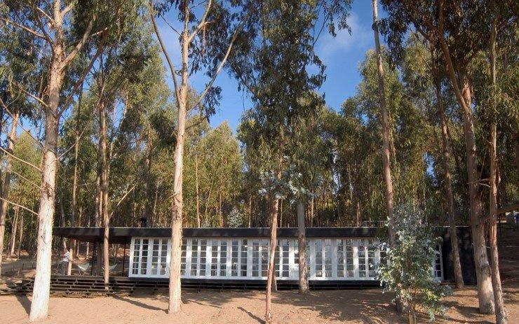 Casa del Bosque - F3 Arquitectos