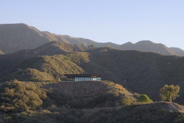 Montecito-Residence, Olson-Sundberg-Kundig-Allen-Architects, arquitectura, casas