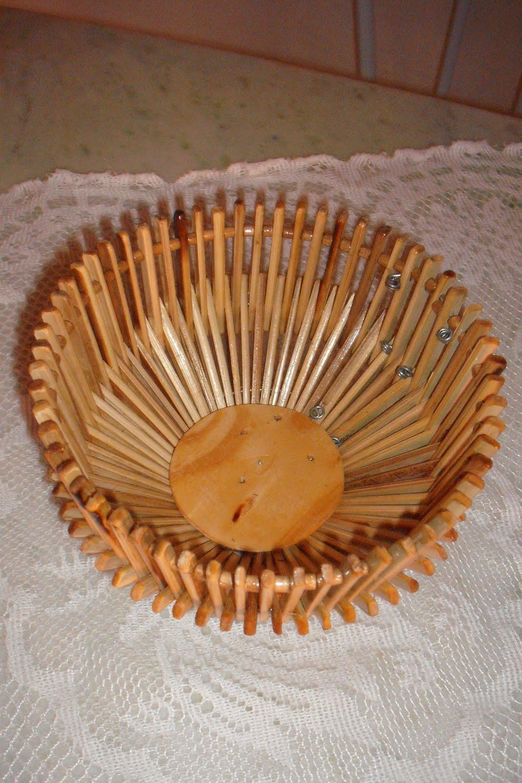 Artesanato Com Cd Velho ~ Arte em Bambu Meus Artesanatos em Bambu