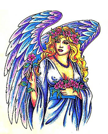 free angel tattoo designs bad chinese tattoos