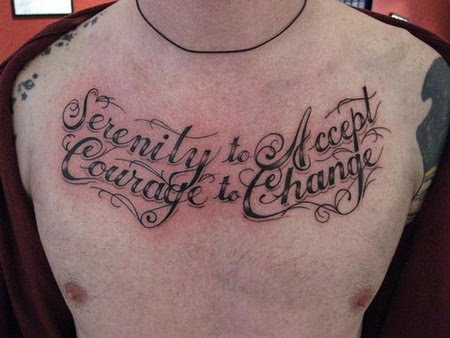 Lettering Tattoos Pictures