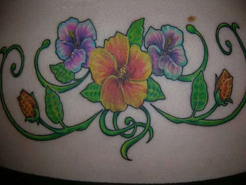 Hibiscus Tattoo Pictures