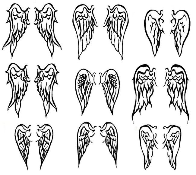Dragon wings tattoo designs search results from Google