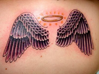 Tatoo Tattos Tatoos Tatto Angel Wing Tattoo Designs Art Free tattoos angles