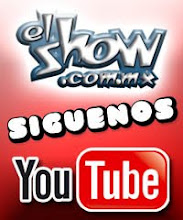Visita nuestros videos en youtube/elshowmx